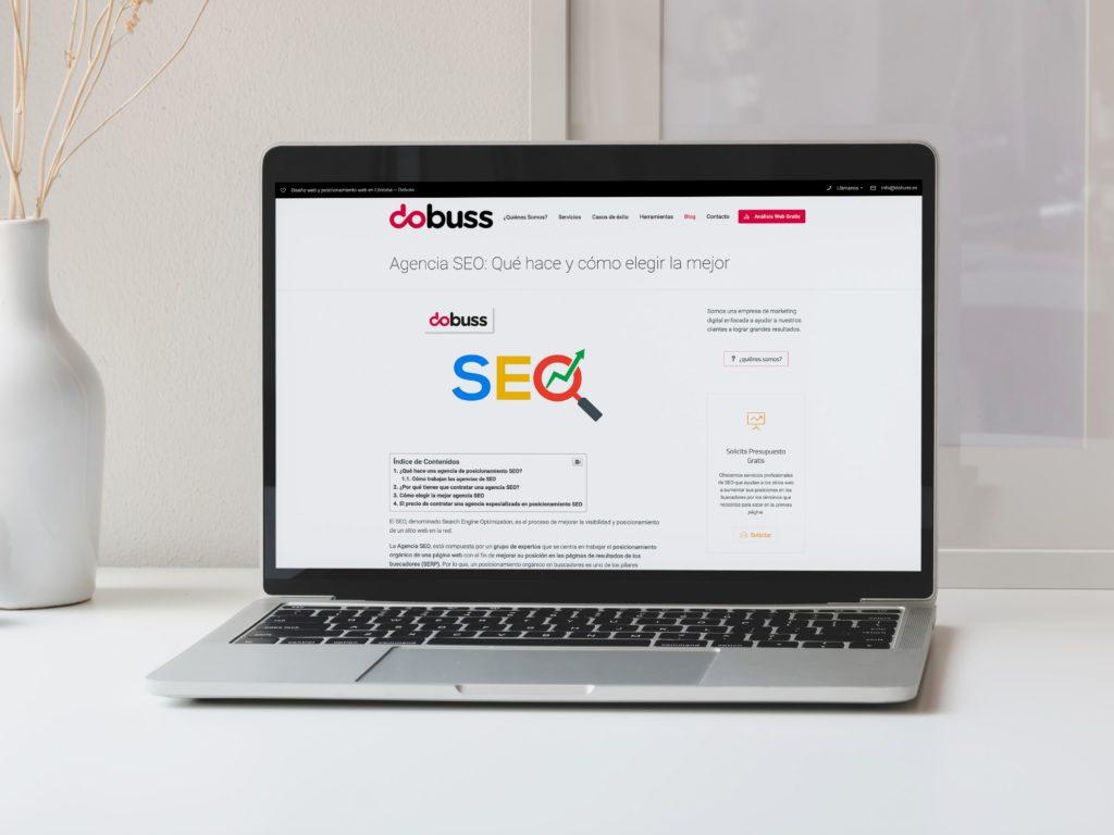 Foto de Las 10 mejores agencias SEO de España en Google