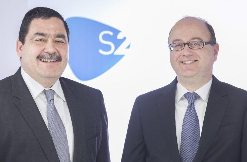 Foto de José Rosell y Miguel A. Juan, socios-directores de S2 Grupo