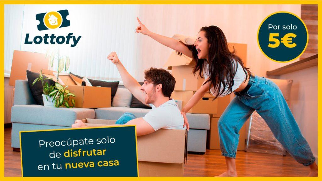 Foto de Llega a España Lottofy, el nuevo sistema de sorteo online de