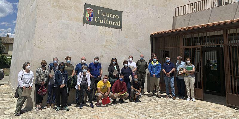 Foto de Tamajón ha acogido un curso sobre los recursos naturales del