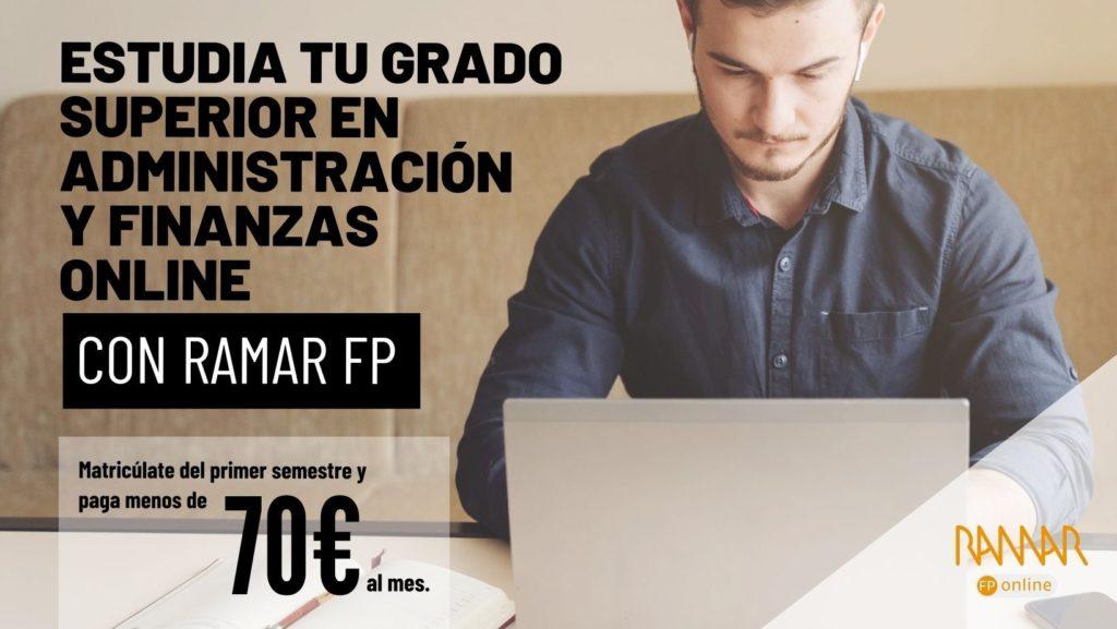 Foto de CFGS ADMINISTRACIÓN Y FINANZAS